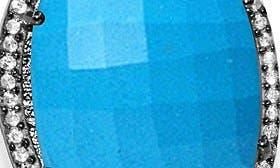 Turquoise/ Gunmetal swatch image