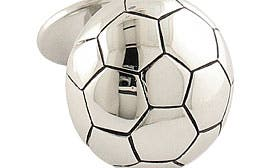 Silver Soccer Ball swatch image