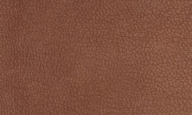 Smoke Taupe Leather swatch image