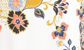 Floral Tile Print swatch image