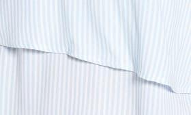 Blue Cashmer Classic Stripe swatch image
