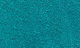Dark Turquoise Leather swatch image