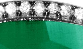 Emerald Green/ Black Silver swatch image