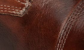 Teak Rustic Leather swatch image