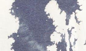 Navy India Ink Ivory Combo swatch image