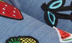 Chambray Fabric swatch image