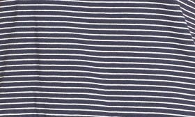 Navy- White Stripe swatch image