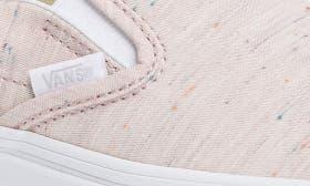 Speckle Pink/ True White swatch image