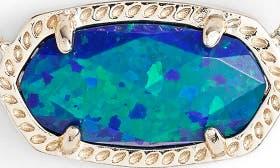 Royal Blue Kyocera/ Gold swatch image