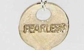 Silver/ Fearless swatch image