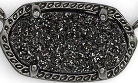 Gunmetal/ Black Drusy swatch image