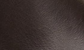Coffee Leather swatch image