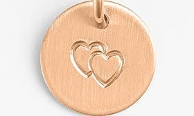 14K Rose Gold Fill Heart swatch image selected
