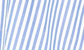 Blue/ White Stripe swatch image