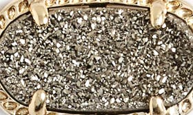 Platinum Drusy swatch image selected