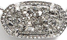 Silver/ Platinum Drusy swatch image