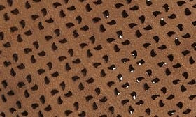 English Taupe Nubuck Leather swatch image