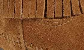 Dusty Brown Suede swatch image
