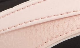 Pearl Blush Faux Leather swatch image
