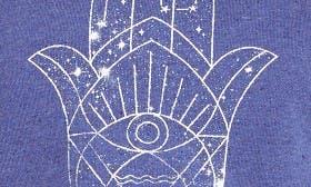 Navy Astrology Line Art swatch image