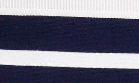 Navy White swatch image