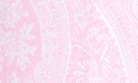 Hot Pink Paisley swatch image