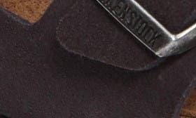 Velvet Grey Suede swatch image
