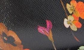 Black Floral swatch image