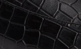 Black Croco Leather swatch image