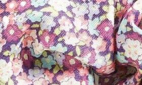 Petite Fleur Purple/ Denim swatch image