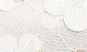 Off White Flower Lace swatch image selected