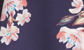 Navy Pink Floral swatch image
