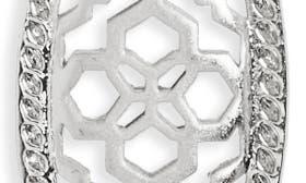 Silver Metal Filigree swatch image