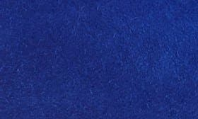 Electric Blue Suede swatch image