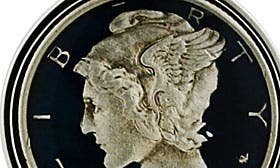 Mercury Dime swatch image