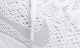 White/ Pure Platinum swatch image
