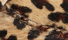 Natural Print Calf Hair swatch image