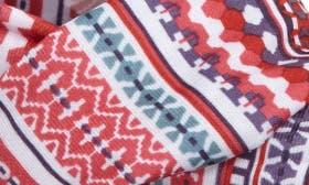 Raspberry Lanai Blanket swatch image