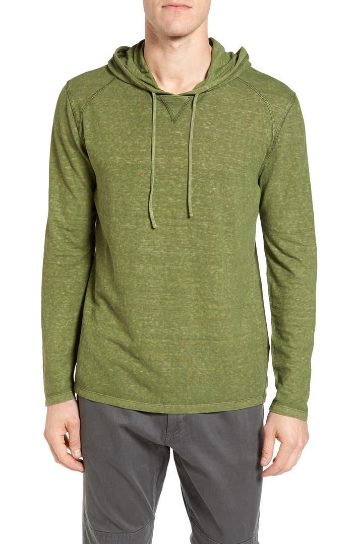 Hemp hoodie pullover
