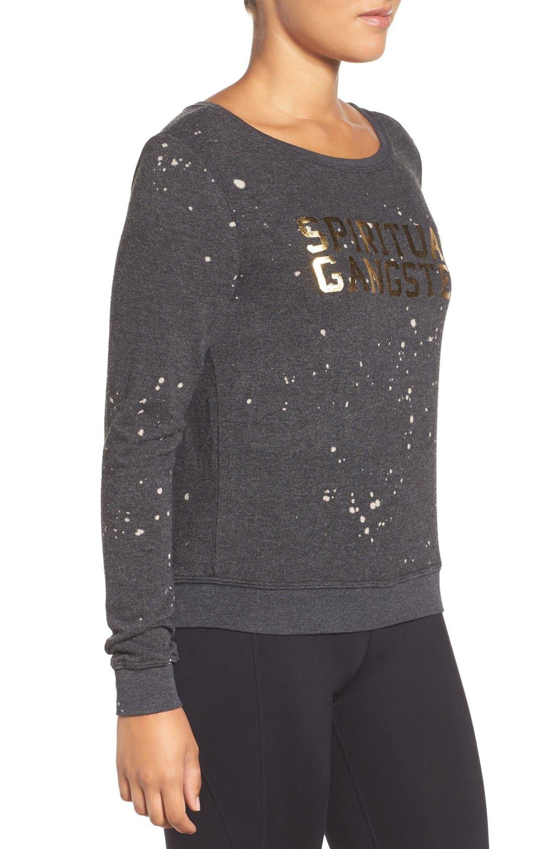 Alternate Image 3  - Spiritual Gangster Constellation Savasana Sweatshirt