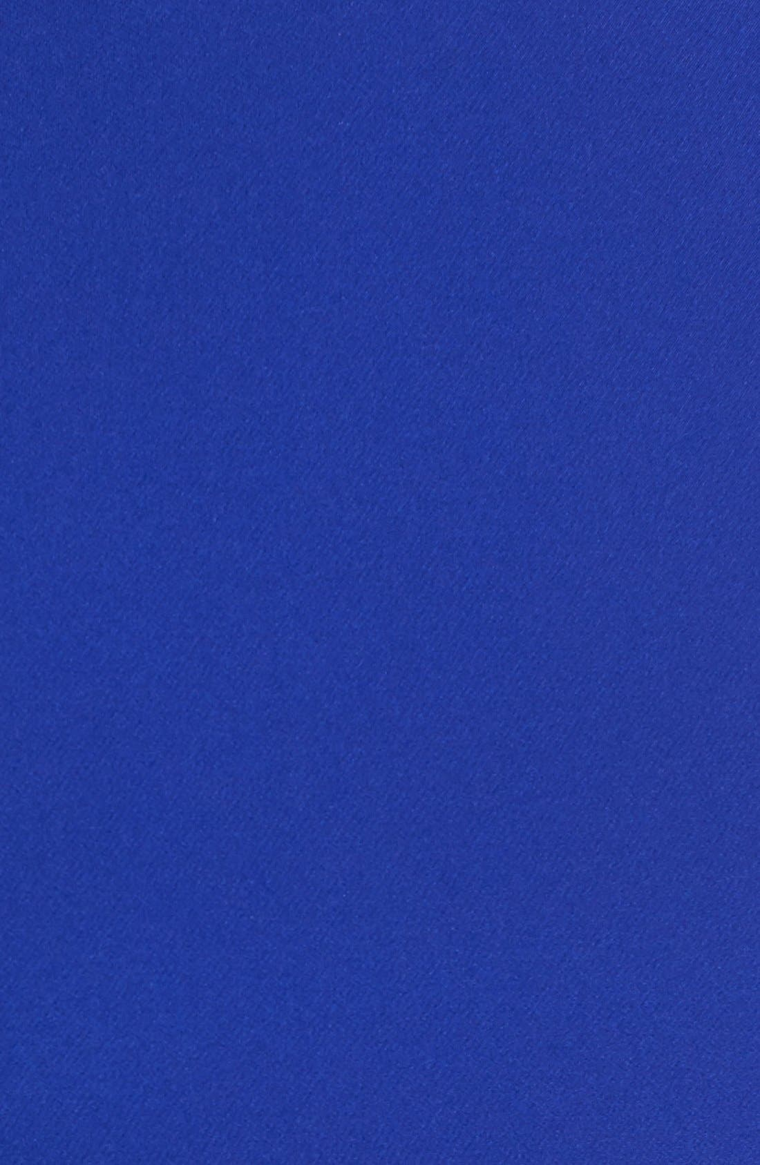 Alternate Image 6  - Vince Camuto Ruffle Sheath Dress (Regular & Petite)