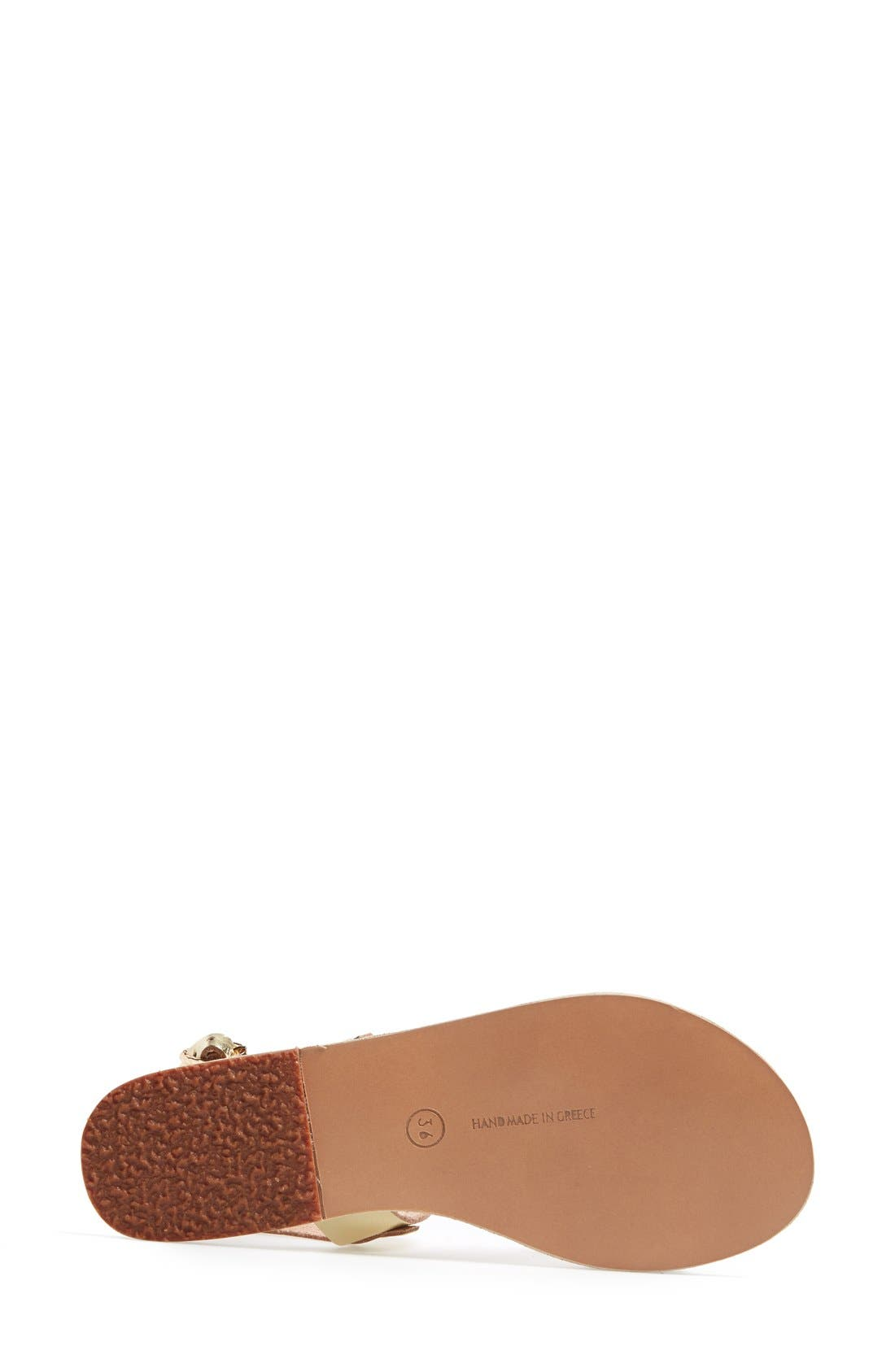 Alternate Image 4  - Ancient Greek Sandals 'Clio' Leather Sandal (Women)