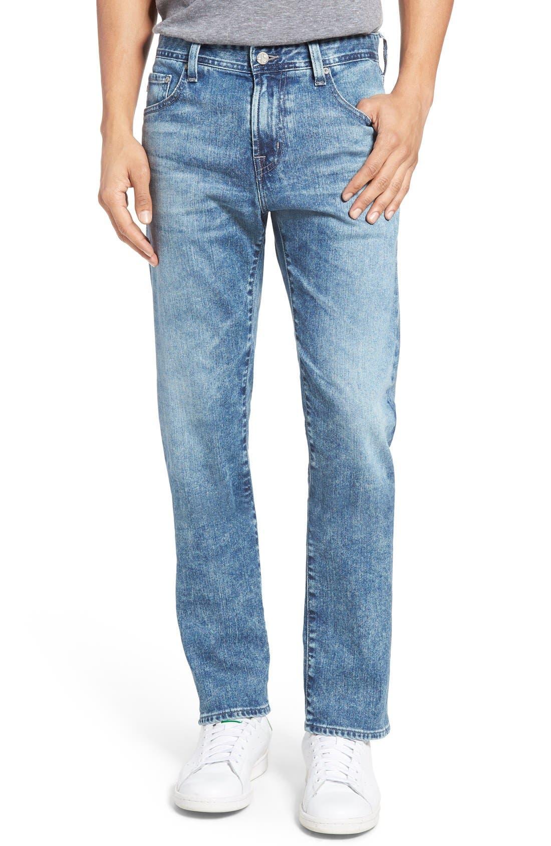 AG Matchbox Slim Fit Jeans