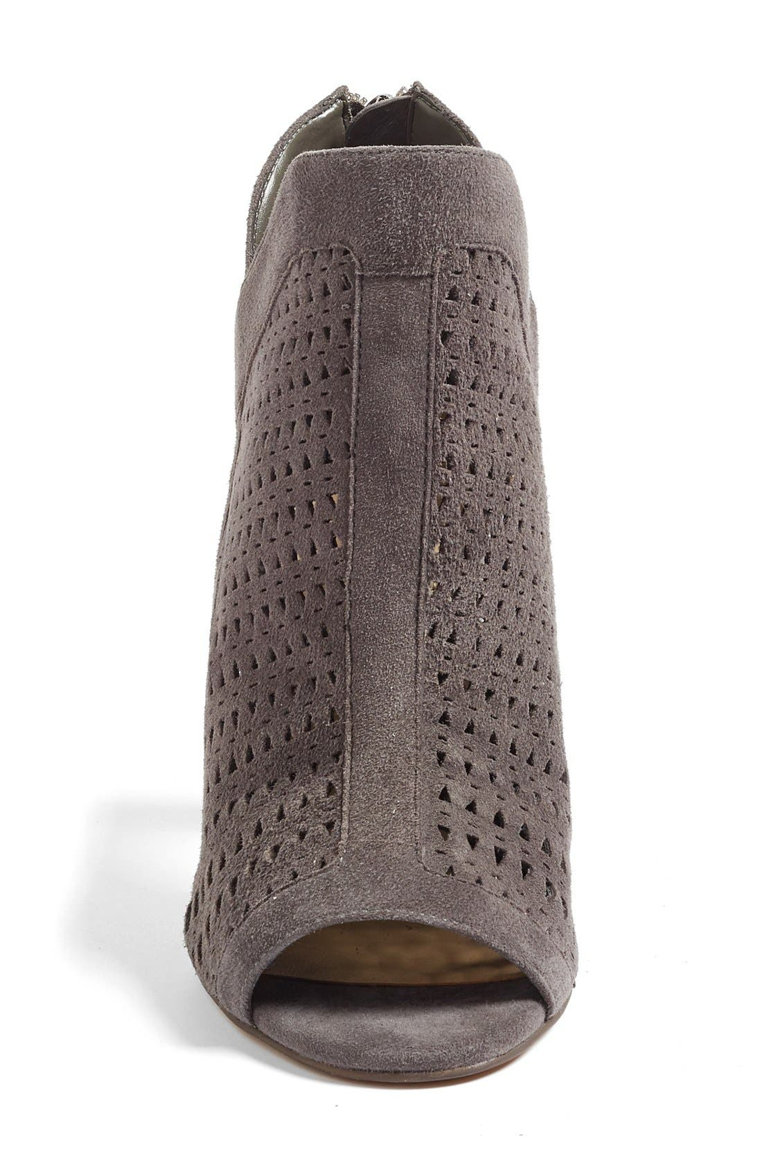 Alternate Image 3  - Vince Camuto Cranita Perforated Bootie (Women)