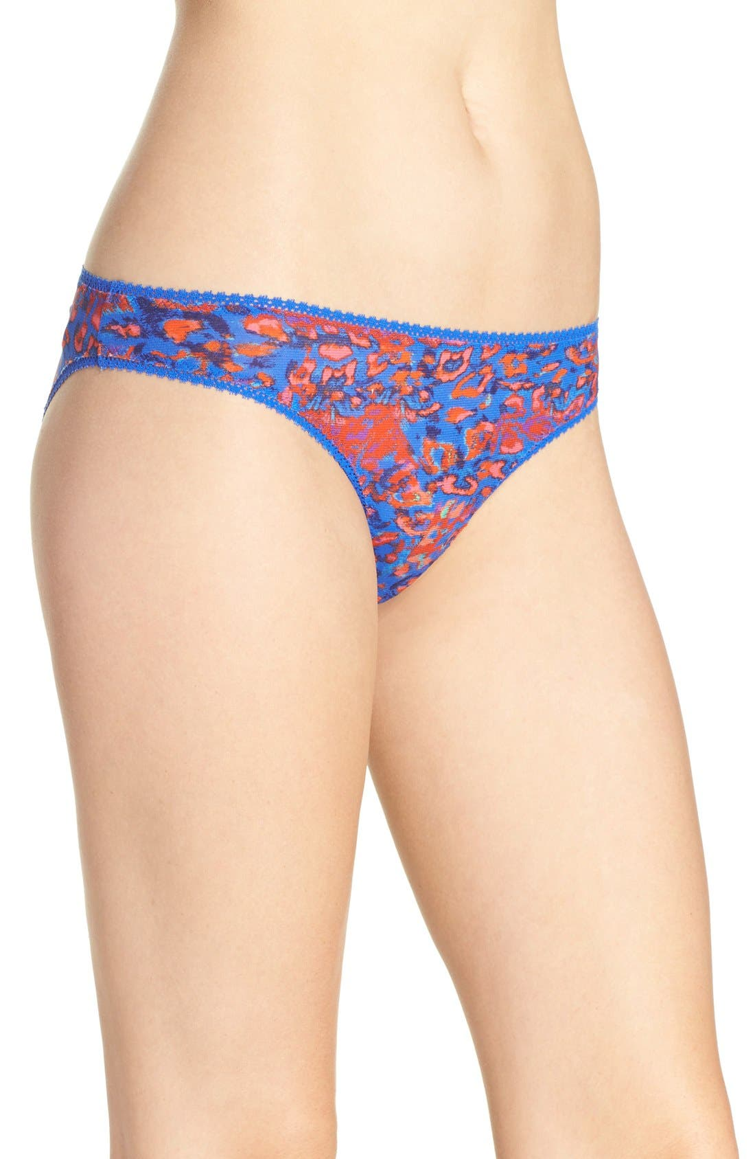 Alternate Image 3  - On Gossamer 'Triple Twist' Bikini (3 for $45)