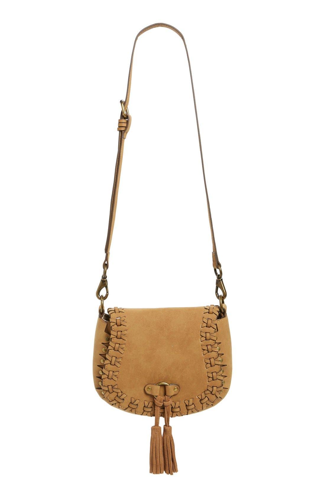 Main Image - Elle & Jae Gypset Sevilla Saddle Bag