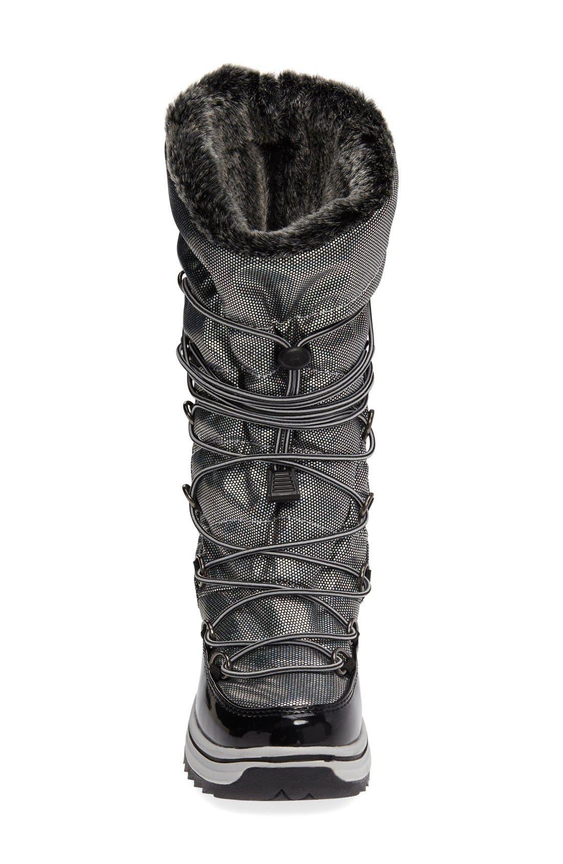 Alternate Image 3  - Khombu Kai Waterproof Insulated Boot (Toddler, Little Kid & Big Kid)
