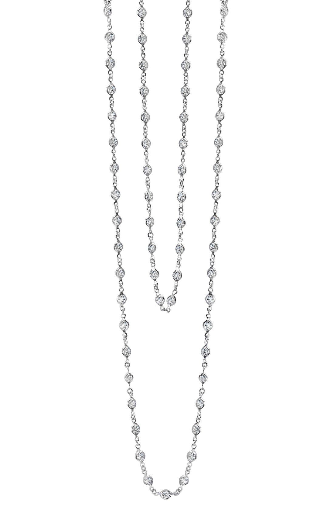 Lafonn Multistrand Necklace