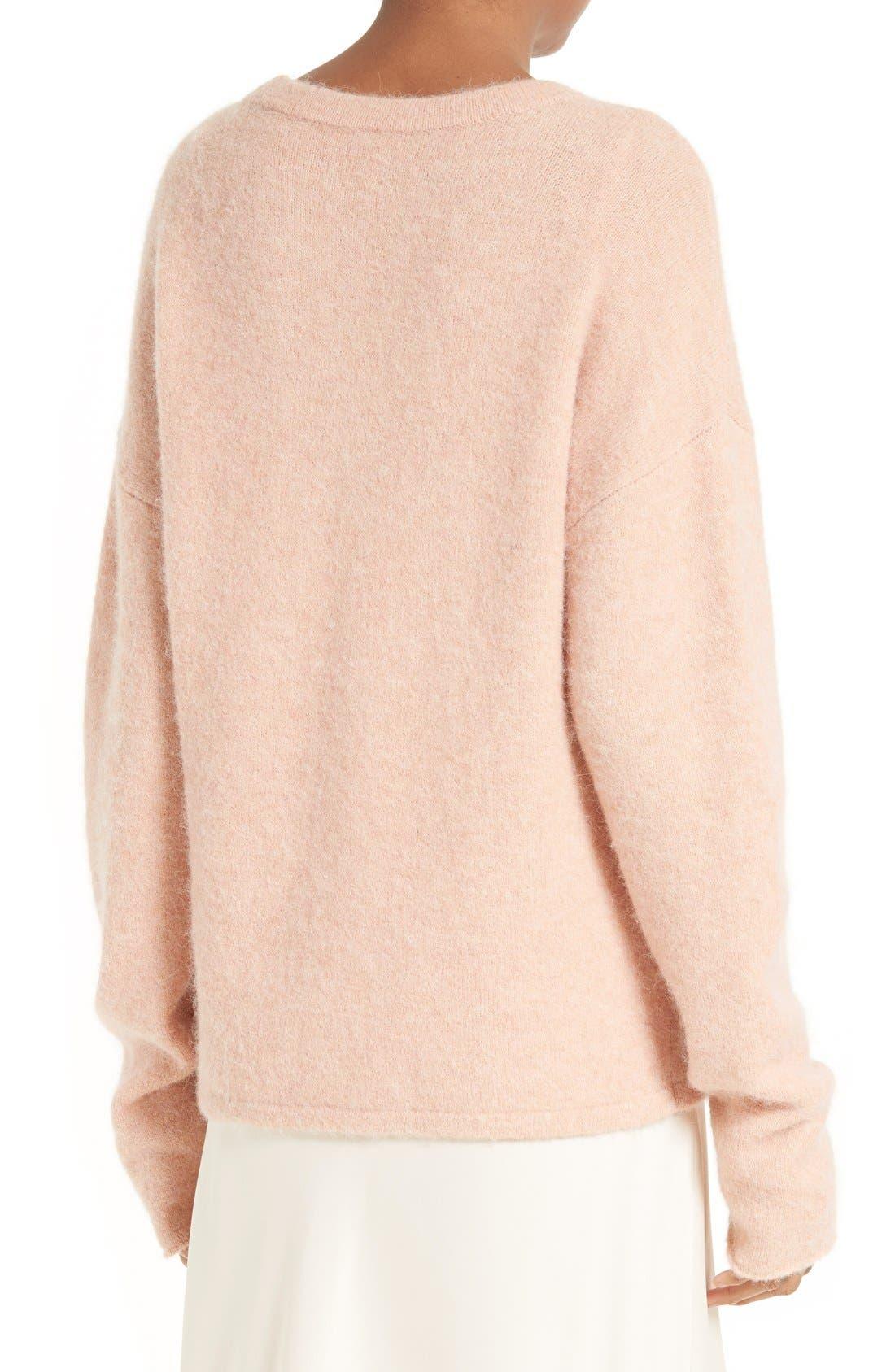Alternate Image 3  - FRAME Boxy Boyfriend Sweater