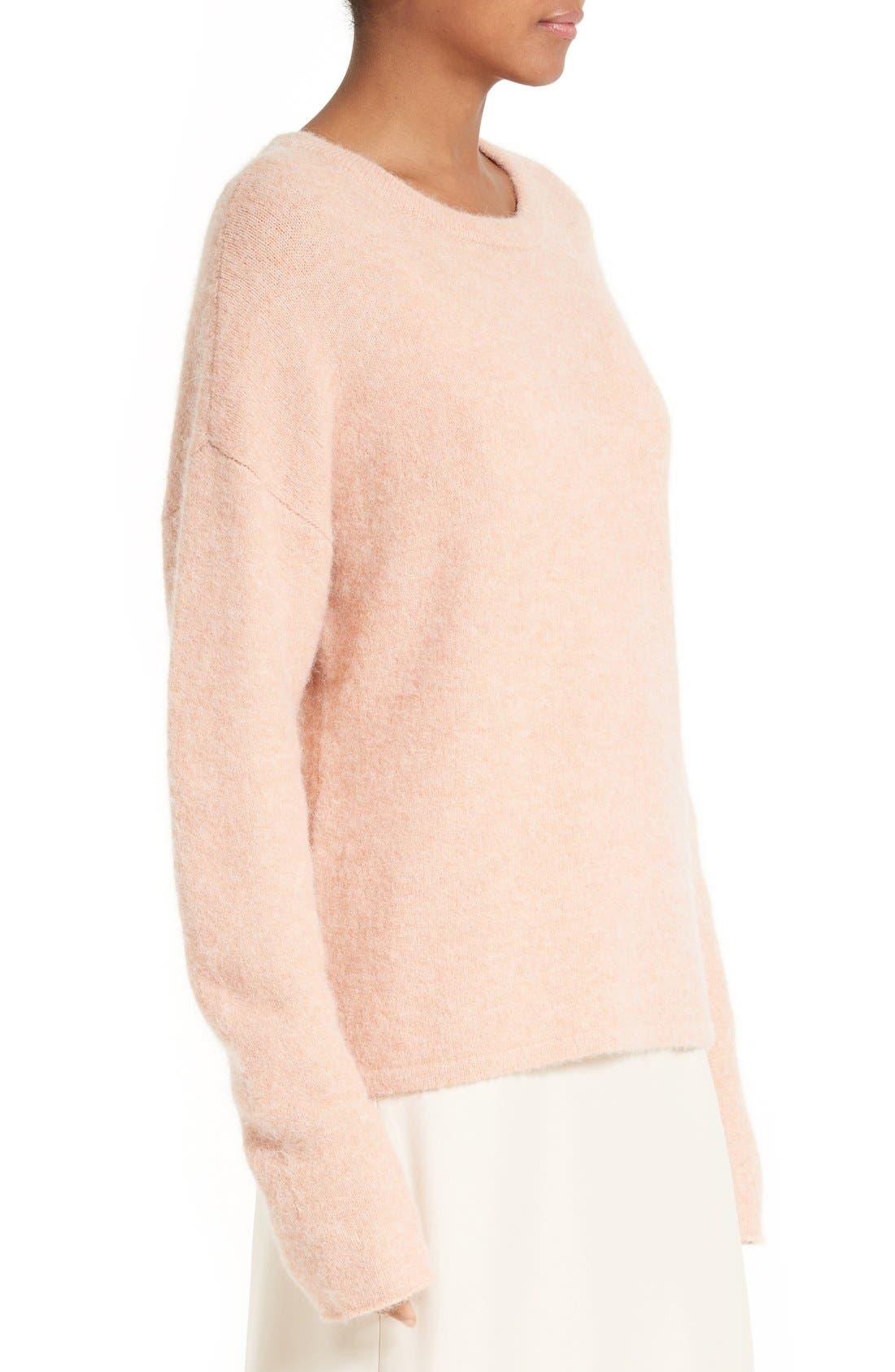 Alternate Image 4  - FRAME Boxy Boyfriend Sweater